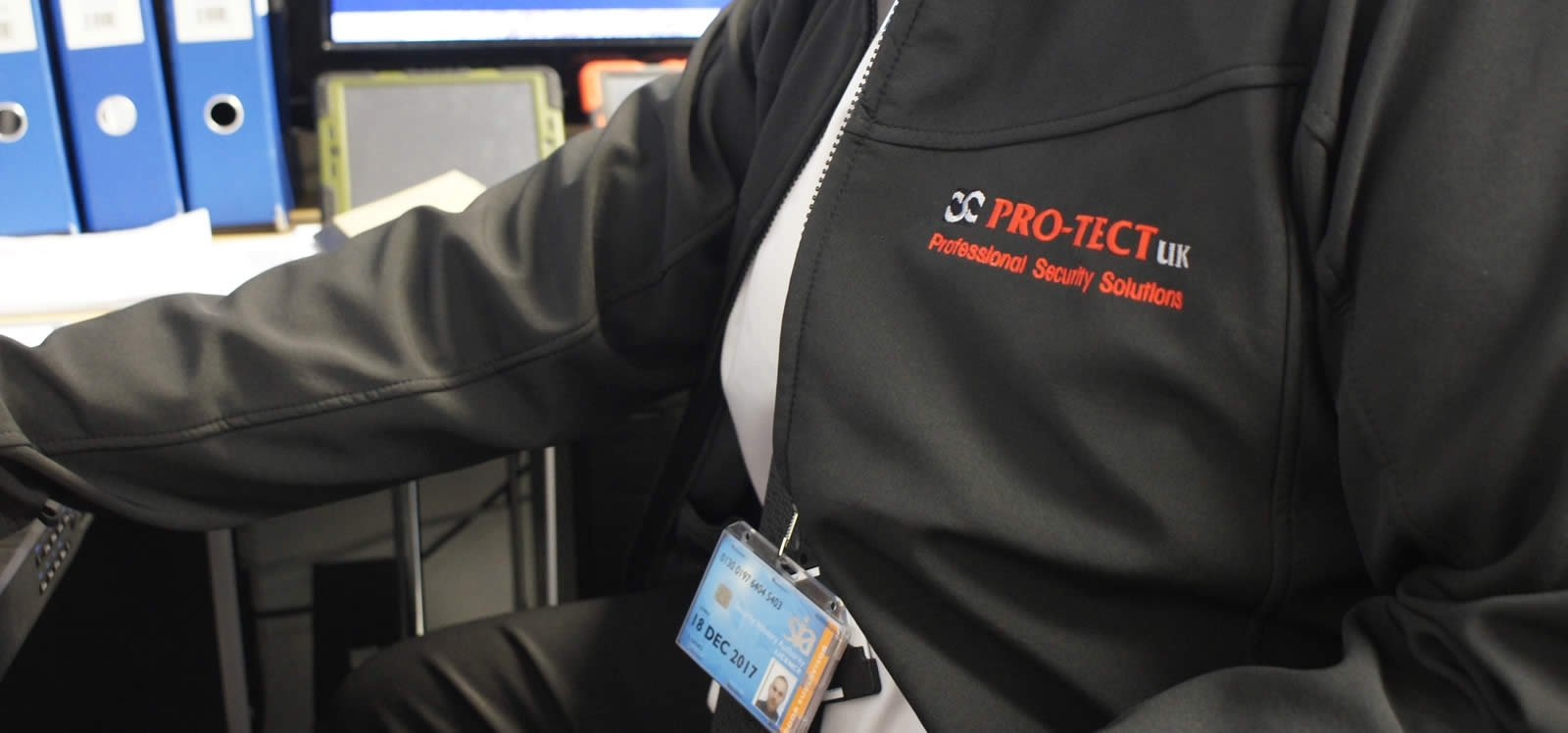 Contact Pro-Tect UK Security and Training