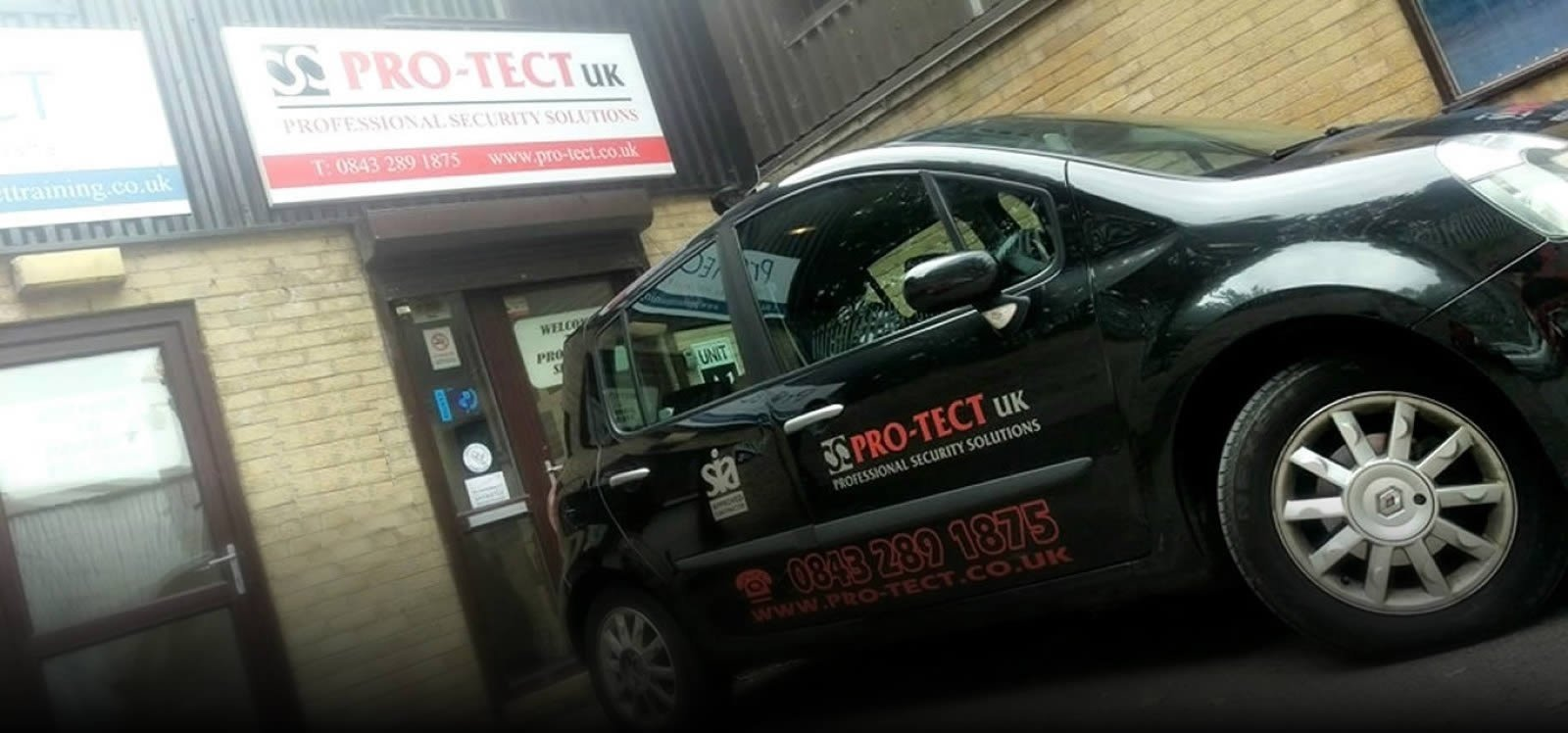 Pro-Tect UK SIA approved security company