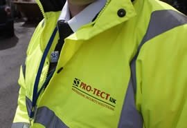 pro tect security uk