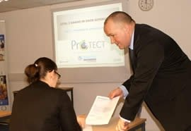 Pro-tect UK - Training centre cumbria