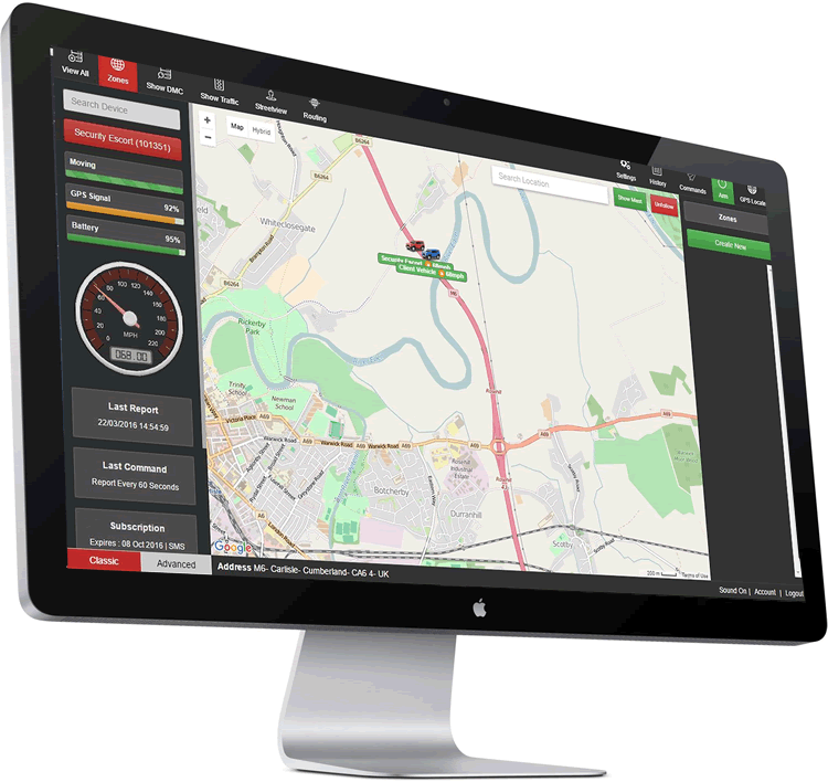 pro tect uk security asset tracking