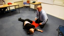 first aid recovery position jpg
