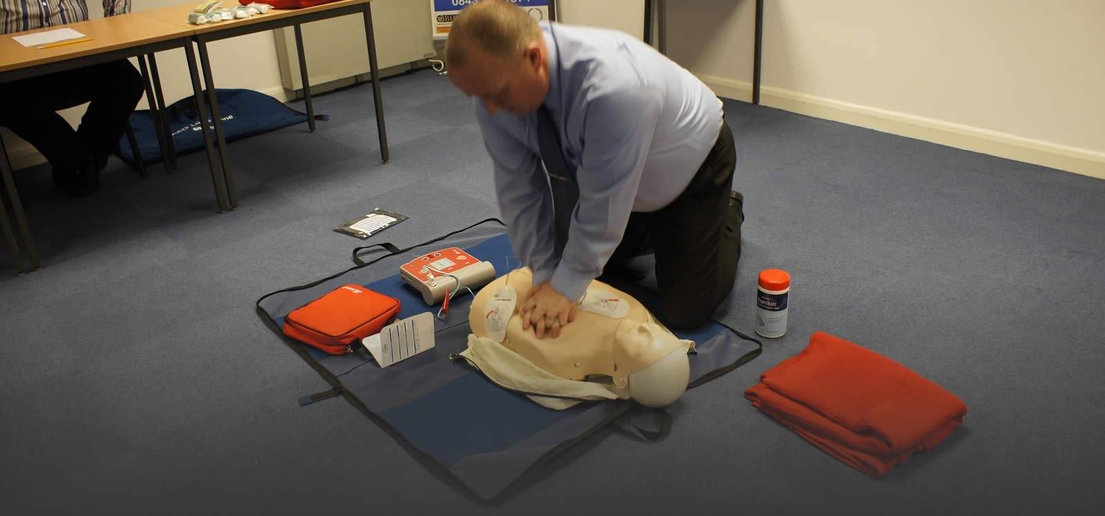 first aid training cumbria